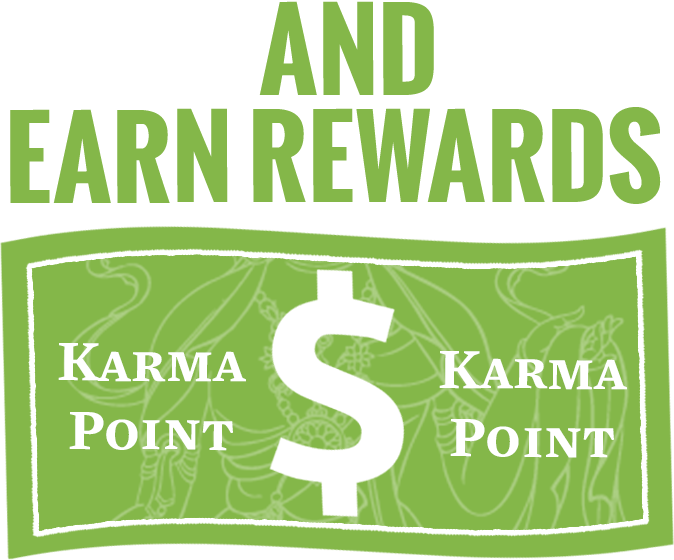 Karma Point(s) Rewards