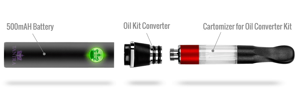 Tantra Vape Oil Kit Converter Full Diagram