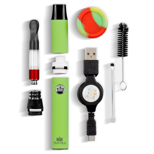 Tantra Vape - Total Concentration Kit (Green)